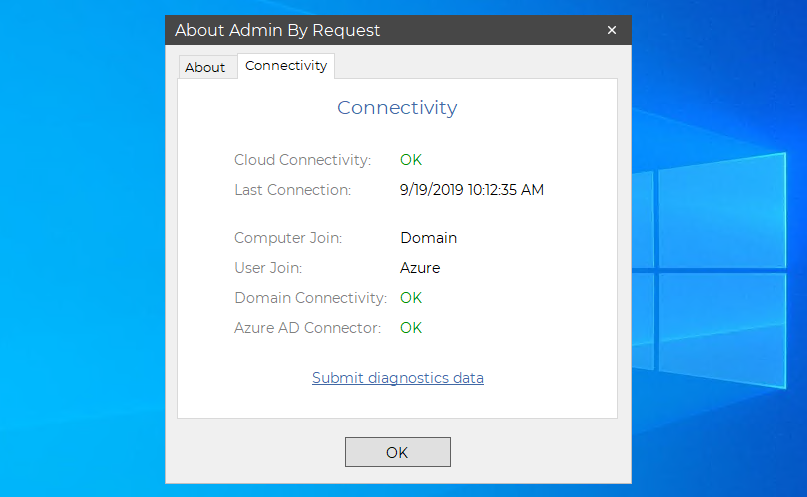 Azure AD Connect setup